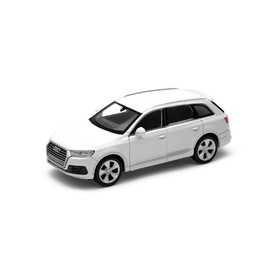 Welly - Audi Q7 model 1:34 bílé