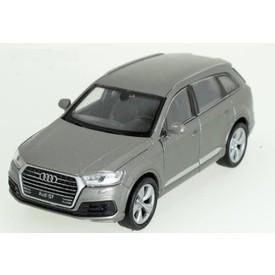 Welly - Audi Q7 model 1:34 šedé