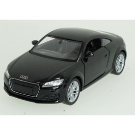 Welly - Audi TT Coupe (2014) model 1:34 černé