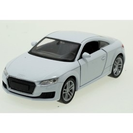 Welly - Audi TT Coupe (2014) model 1:34 bílé