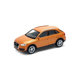 Welly - Audi Q3 model 1:34 bronzové