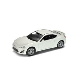 Welly - Toyota 86 model 1:34 bílá