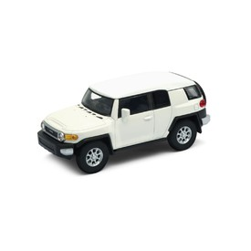 Welly - Toyota FJ Cruiser model 1:34 bílá