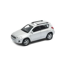 Welly - Toyota RAV 4 model 1:34 bílá