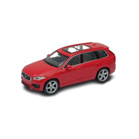Welly - Volvo XC90 model 1:34 červené