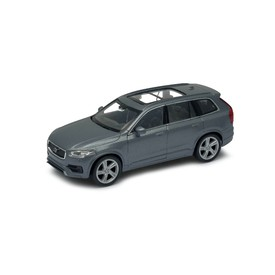 Welly - Volvo XC90 model 1:34 šedé
