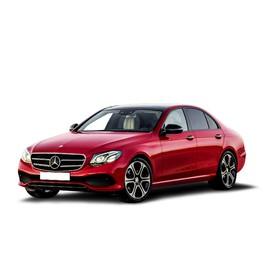 Welly - Mercedes-Benz E-Class (2016) model 1:34 červený