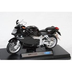 Welly - Motocykl BMW K1200S model 1:18 černé
