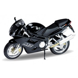 Welly - Motocykl MZ 1000S model 1:18 černý