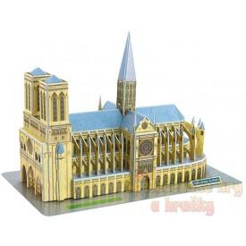 3D puzzle - Notre-Dame
