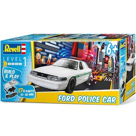 Revell Build & Play auto 06112 Ford Police Car