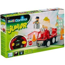 Revell Autíčko JUNIOR Fire Truck 40 MHz