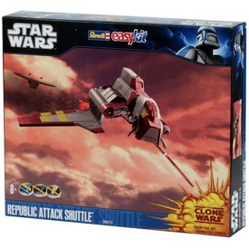 Revell EasyKit Star Wars 06672 loď Republic Attack Shuttle