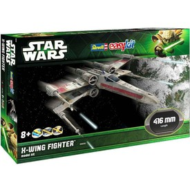 Revell EasyKit Star Wars 06690 loď X-WING Fighter