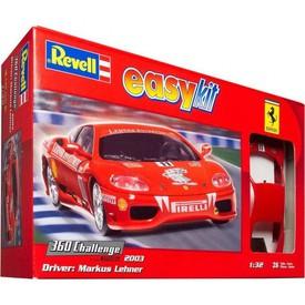 Revell EasyKit model auta 07138 Ferrari 360 Challenge