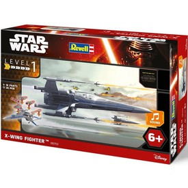 Revell Build Play Star Wars 06753 loď Resistance X-Wing Fighter