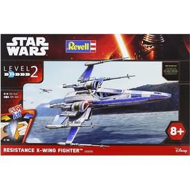 Revell EasyKit Star Wars 06696 loď Resistance X-Wing Fighter