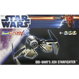 Revell EasyKit Star Wars 06679 loď Obi-Wan Jedi Starfighter
