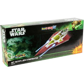 Revell EasyKit Star Wars 06688 loď Kit Fisto Jedi Starfighter