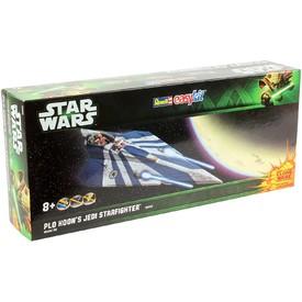 Revell EasyKit Star Wars 06689 loď Plo Koon Jedi Starfighter