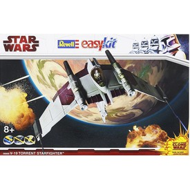 Revell EasyKit Star Wars 06669 loď V-19 Torrent Starfighter