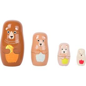 Martioška Medvědí rodina