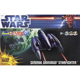 Revell EasyKit Star Wars 06682 loď General Grievous Starfighter