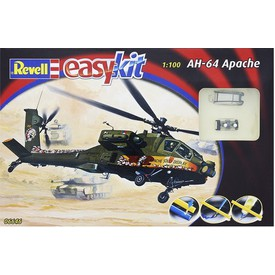 Revell EasyKit 06646 vrtulník AH-64 Apache