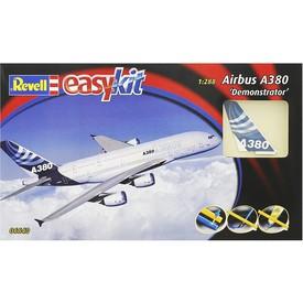 Revell EasyKit 06640 letadlo Airbus A380 Demonstrator