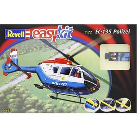 Revell EasyKit 06635 vrtulník EC 135 Polizei