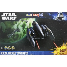 Revell EasyKit Star Wars 06671 General Grievous Starfighter