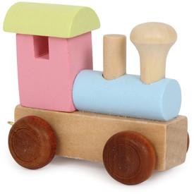 Legler Vláček abeceda - Barevná lokomotiva