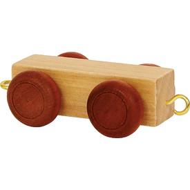 Legler Vláček abeceda - Plochý vagónek