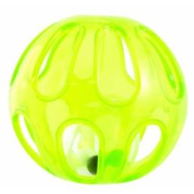 SASSY Chrastítko malý a velký míček zelené