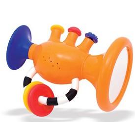 SASSY Hrající Trumpeta