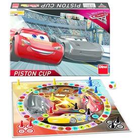 DINO Hra Cars 3: Piston cup race dětská hra