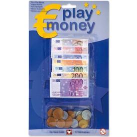 Dětské hrací Euro peníze