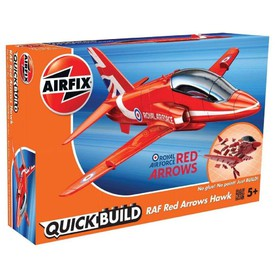 Revell Airfix Quick Build J6018 - RAF Red Arrows Hawk