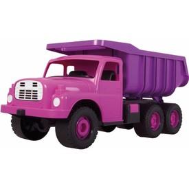 Auto Tatra 148 plast 73cm v krabici růžová T148