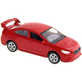 Welly - Subaru Impreza WRX model 1:34 červený