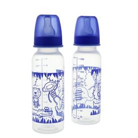 TOMMEE TIPPEE Kojenecká láhev 2 ks 250 ml Basic