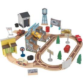 KidKraft Disney Cars 3 - Autodráha Kardanova Lhota
