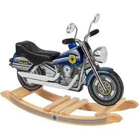 KidKraft houpací motocykl Police Rockin