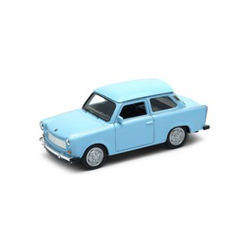 Welly - Trabant 601 1:34 modrý