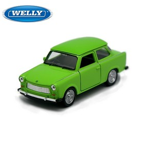Welly - Trabant 601 1:34 zelený