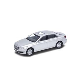 Welly - Hundai Genesis G90  model 1:34 černá