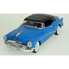 Welly - Buick Skylark (1953) model 1:34 modrý