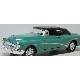 Welly - Buick Skylark (1953) model 1:34 zelený