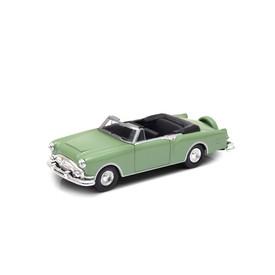 Welly - Packard Caribbean (1953) model 1:34 zelený