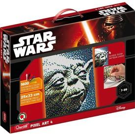 Pixel Art 4 Star Yoda